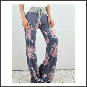 Pants - Wide leg lounge pants